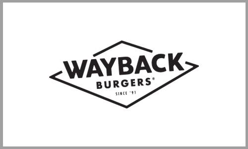 May 2018 – Wayback Burgers